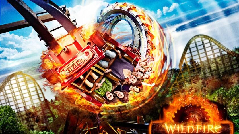 15) Wildfire
