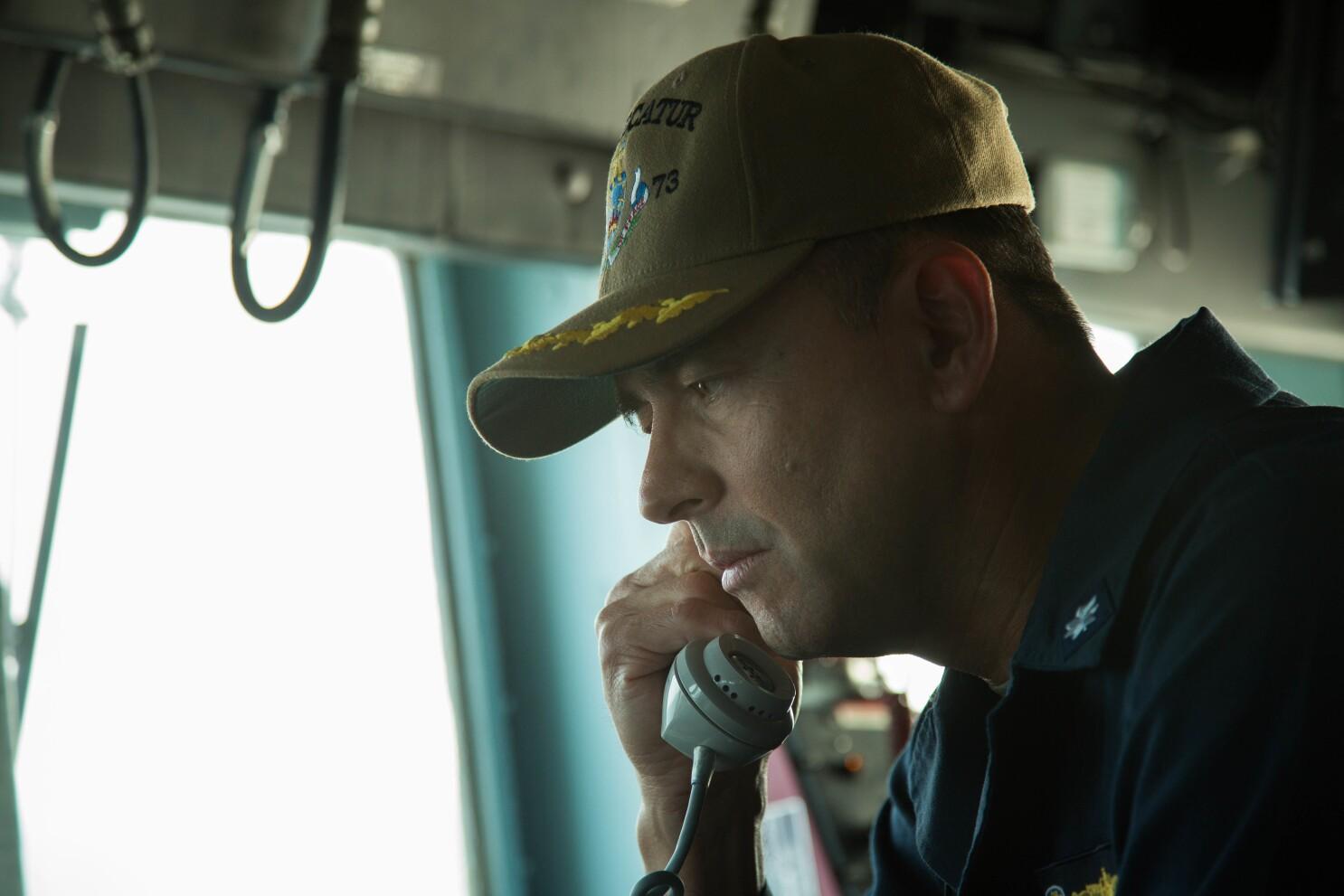 San Diego destroyer commander fired