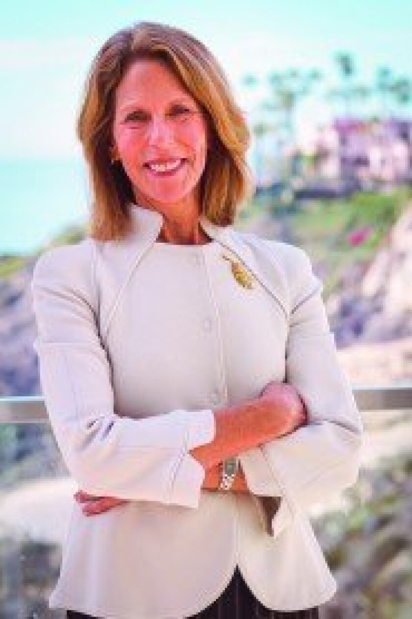 Rancho Santa Fe's Karen Foster Silberman is one of Jewish Family Service of San Diego's 2014 Mitzvah Award Honorees. Courtesy photo