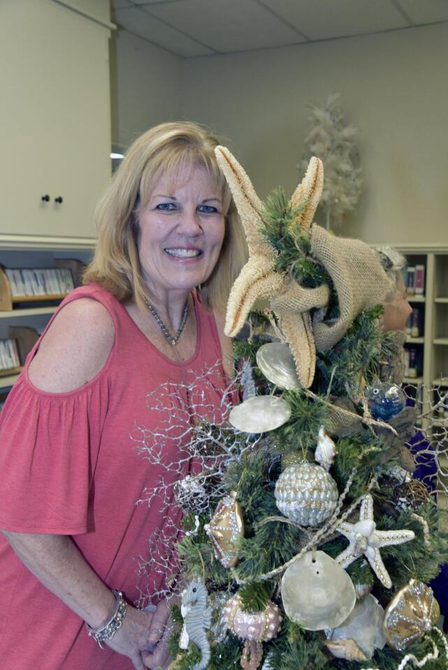 RSF Library Guild Christmas Tea & Tree Raffle