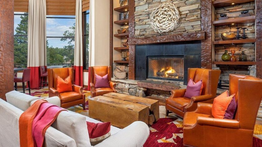 Ski or snowboard for free with Lake Arrowhead resort stay