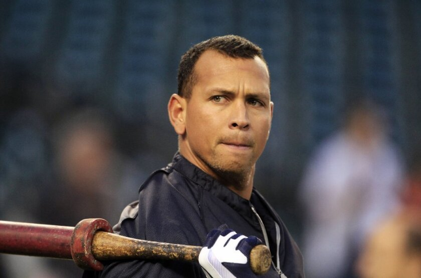 Report links Alex Rodriguez to performance-enhancing drugs