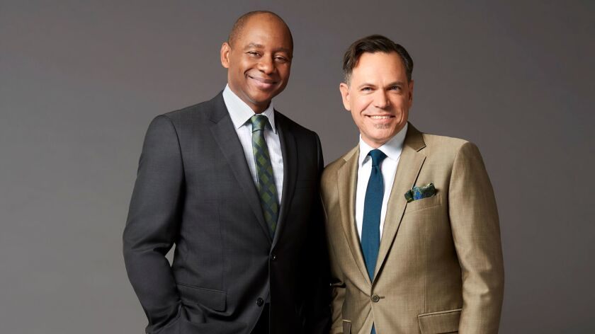 Saxophonist Branford Marsalis and singer Kurt Elling are nominated for a  2017 Grammy Award for Best Jazz Vocal Album. They perform Feb. 10 at San Diego's Balboa Theatre, under the auspices of the La Jolla Music Society..