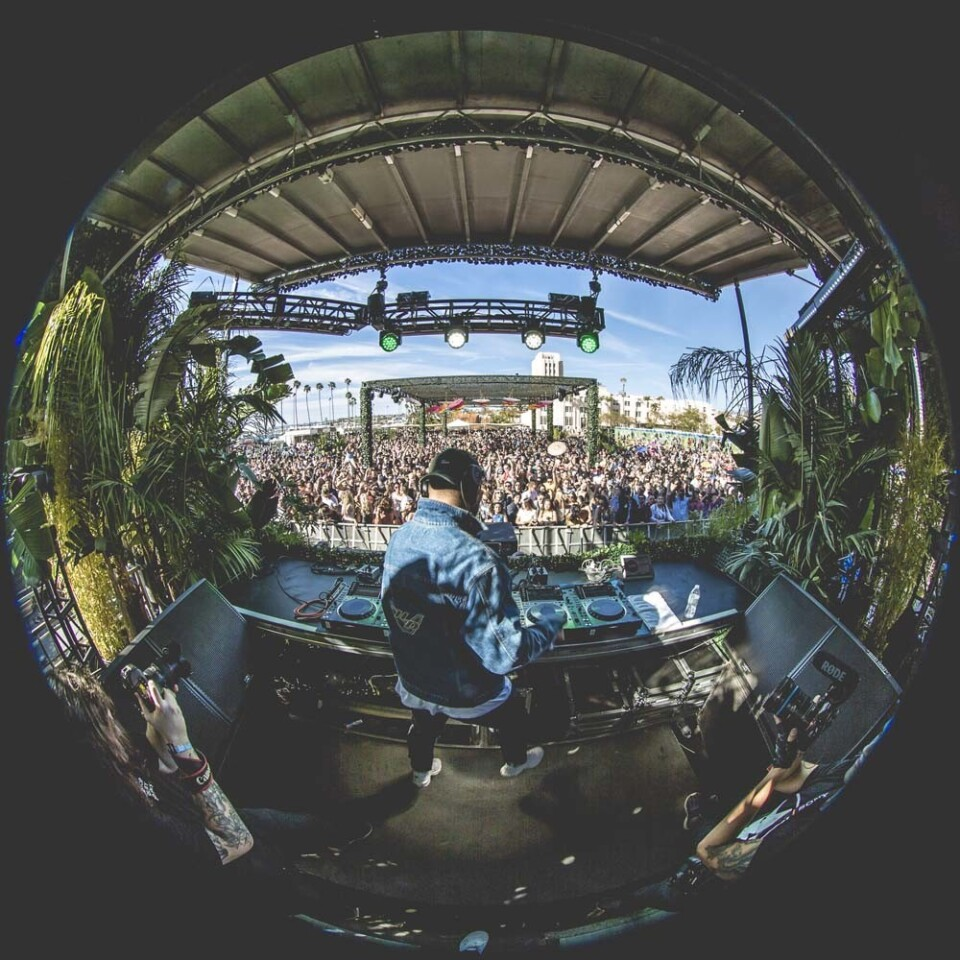 Day two of CRSSD kept the good times rolling at Waterfront Park on Sunday, March 4, 2018.