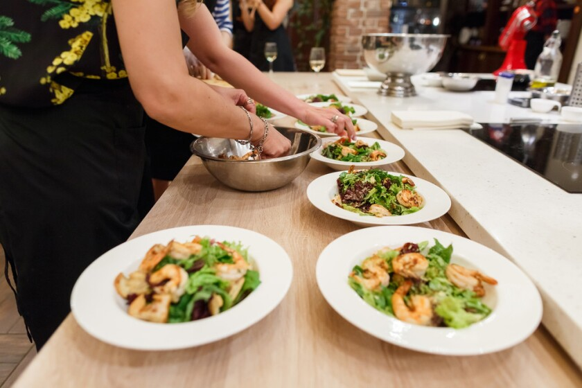 Cooking classes in San Diego (Courtesy photo)