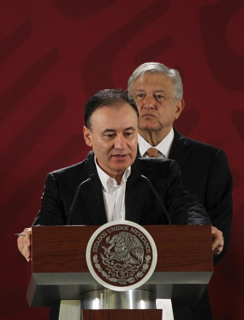 Gobierno mexicano establece plazo de tres años para lograr la paz en el país