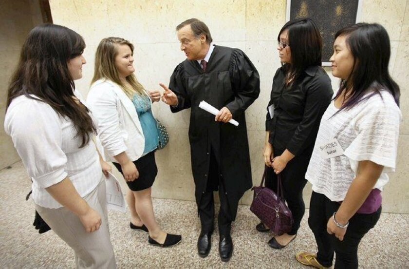 Teen court program tackles bullying, hate crimes