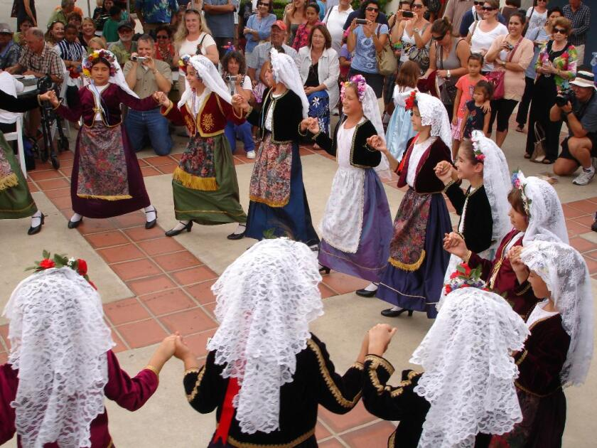 A photo of Cardiff Greek Festival