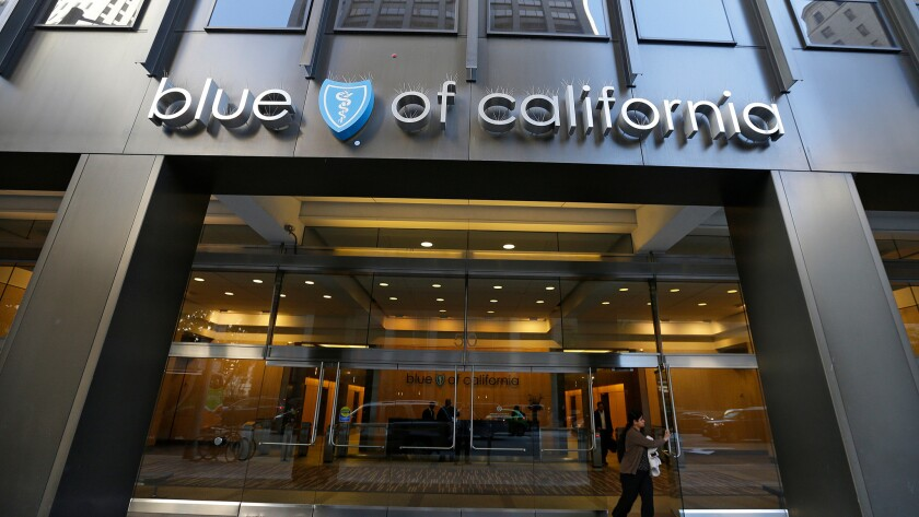 A study finds that 4.38% of Covered California policyholders enrolled in Blue Shield or Blue Cross plans were rejected by doctors who were supposedly accepting their insurance.
