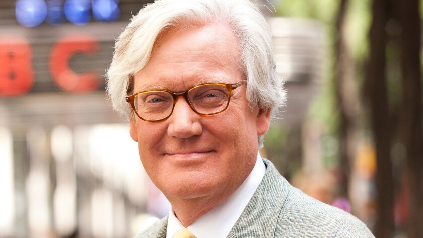 Bob Dotson, NBC News national correspondent, retired Friday after 40 years with the network.
