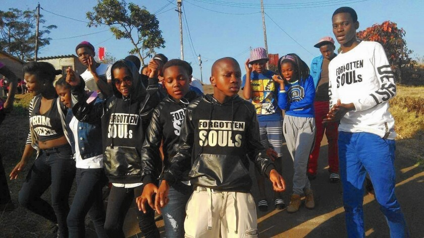 """Forgotten Souls is one of the artists featured in """"Various Artists 'Gqom Oh! The Sound of Durban Vol.1."""""""