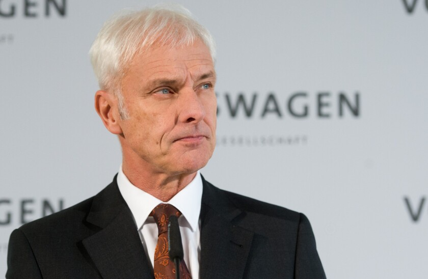 Volkswagen admits more vehicles had cheating software, EPA says