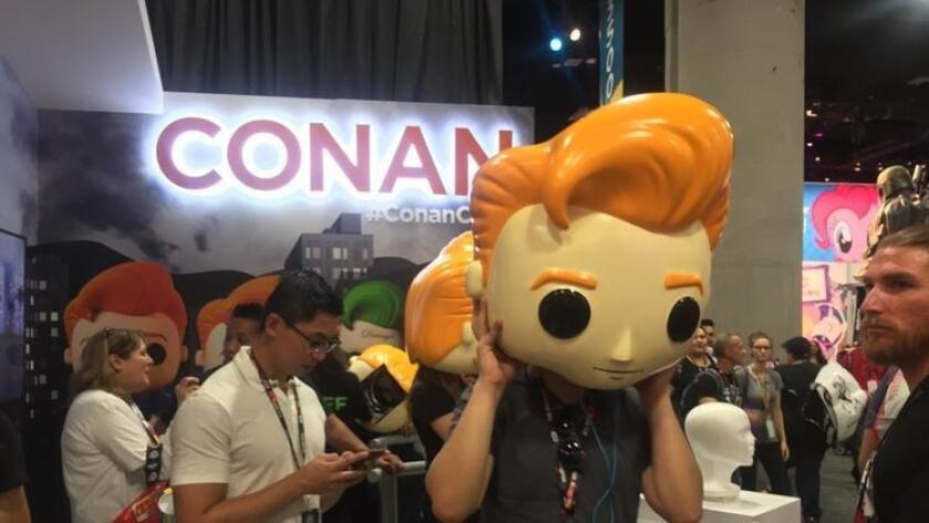 Highlights from Comic Con Day 1 (/ Liz Bowen)