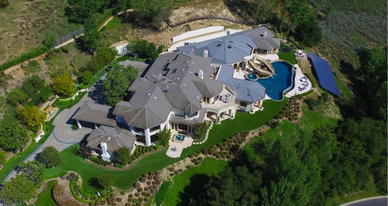 Anthony Davis' Westlake Village estate