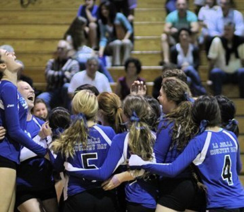 La Jolla Country Day is one win from playing for the Division IV state title. Torrey Times photo
