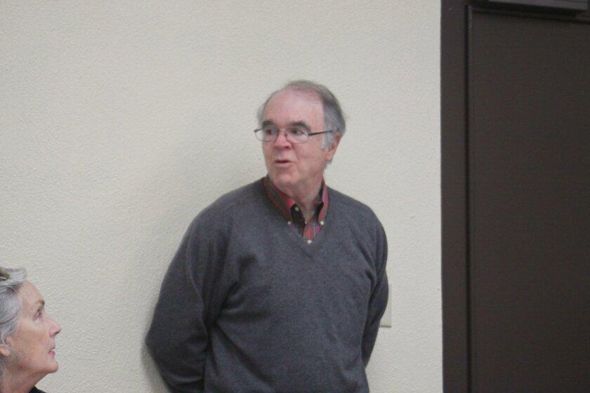La Jolla Parks & Beaches advisory group chair Dan Allen