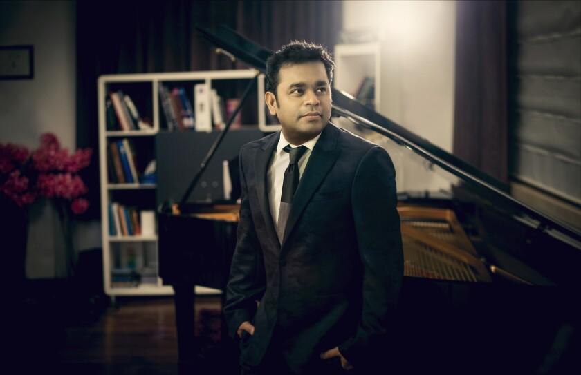 Composer A.R. Rahman