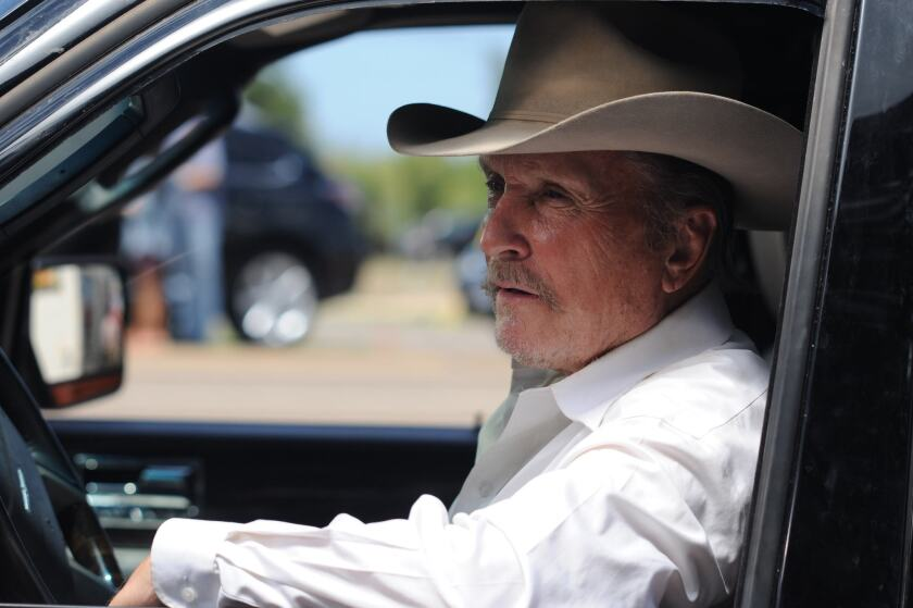 "Robert Duvall in ""A Night in Old Mexico."""
