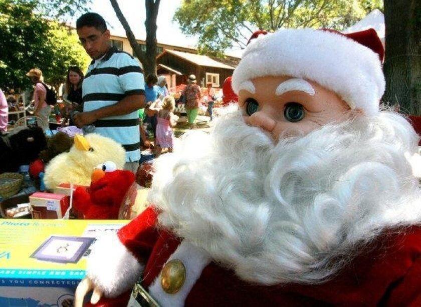 San Luis Rey Christmas In July 2020 OCEANSIDE: Mission San Luis Rey holds Christmas in July   The San