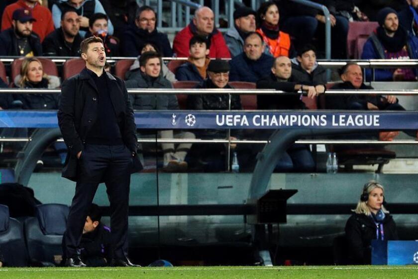 Pochettino incluye al Tottenham en la pelea por la Premier League