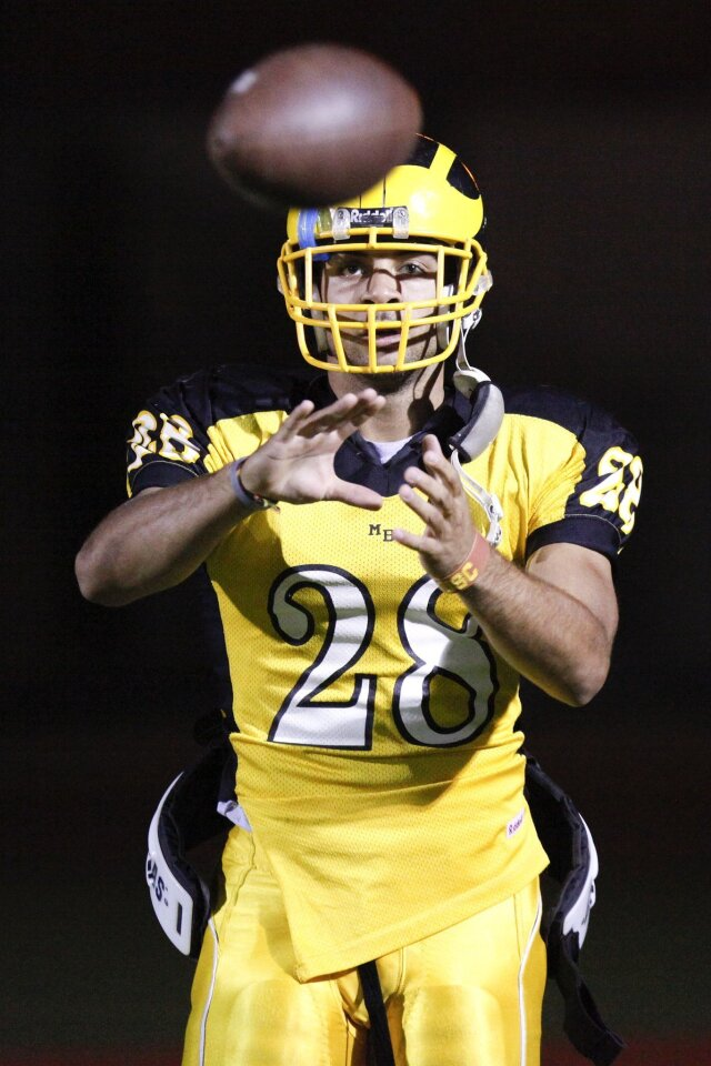 San Diego Section Football Semifinals