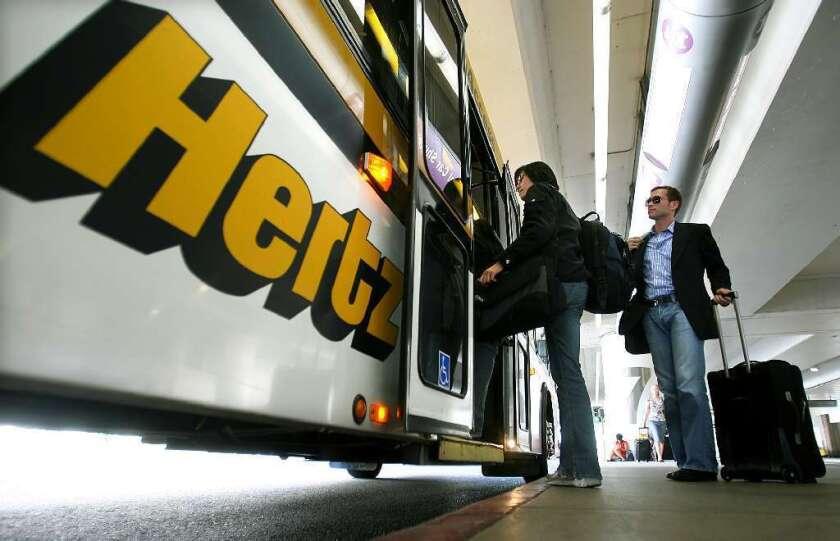 Hertz spinoff