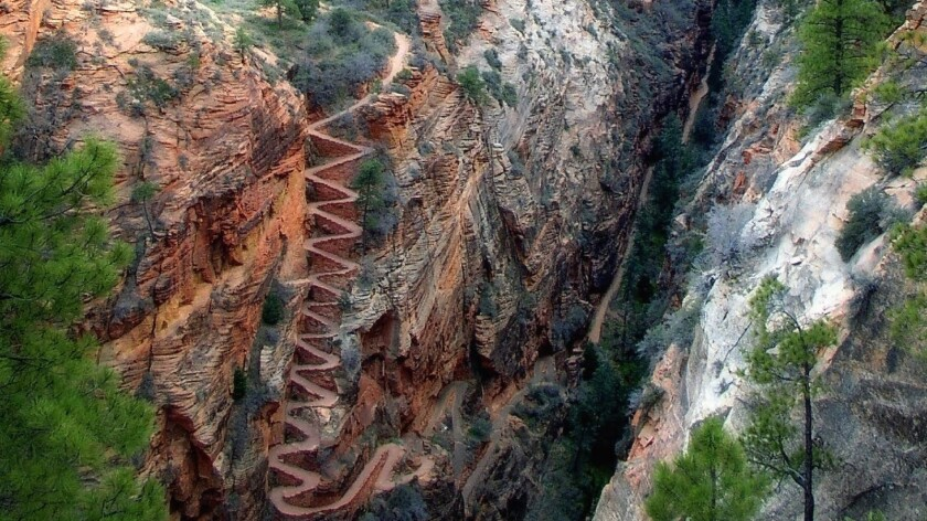 How did Zion National Park become more popular than Yosemite or Yellowstone?