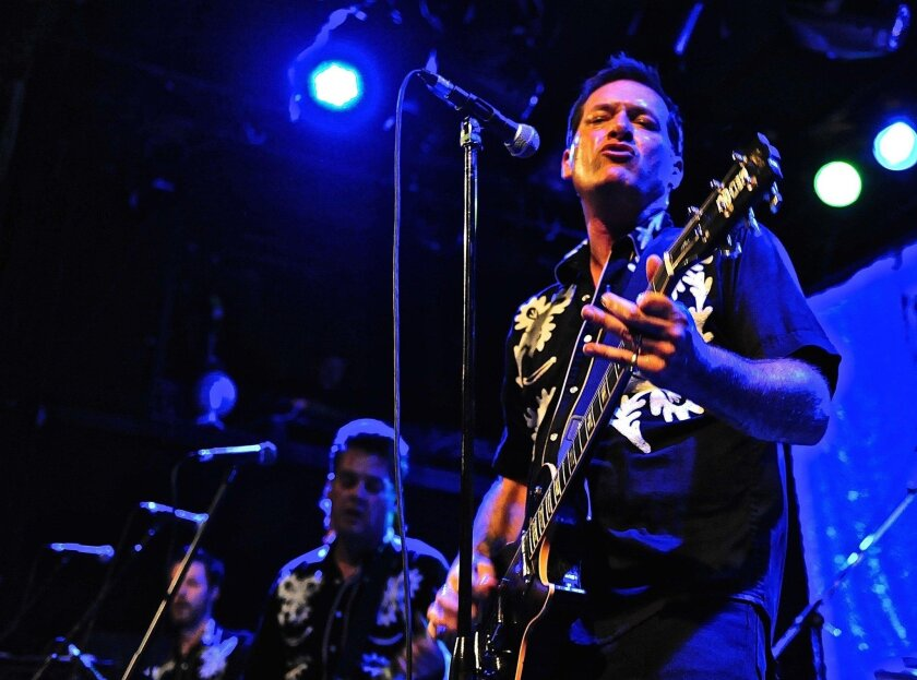 """San Diego indie-rock pioneer John Reis produced the limited-edition album """"Hardcore Matinee."""""""