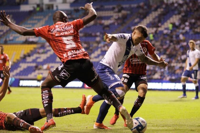 Los Xolos vencen 1-3 al Puebla en el arranque del Apertura mexicano