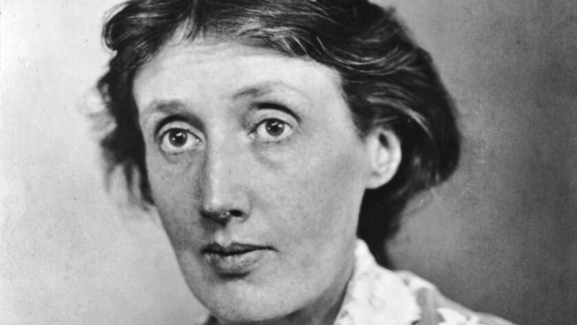 Happy birthday, Virginia Woolf - Los Angeles Times