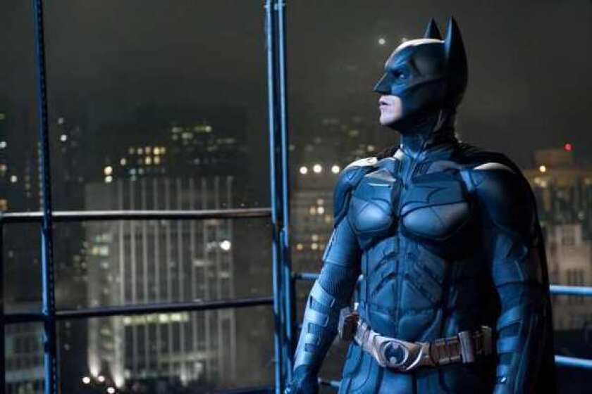 Being the Dark Knight is no cheap task