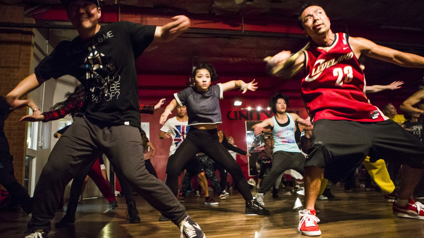 Hip-hop moves from the street to the studio - Los Angeles Times