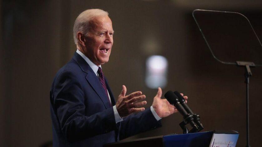 Joe Biden Attends Rainbow PUSH Coalition Annual International Convention