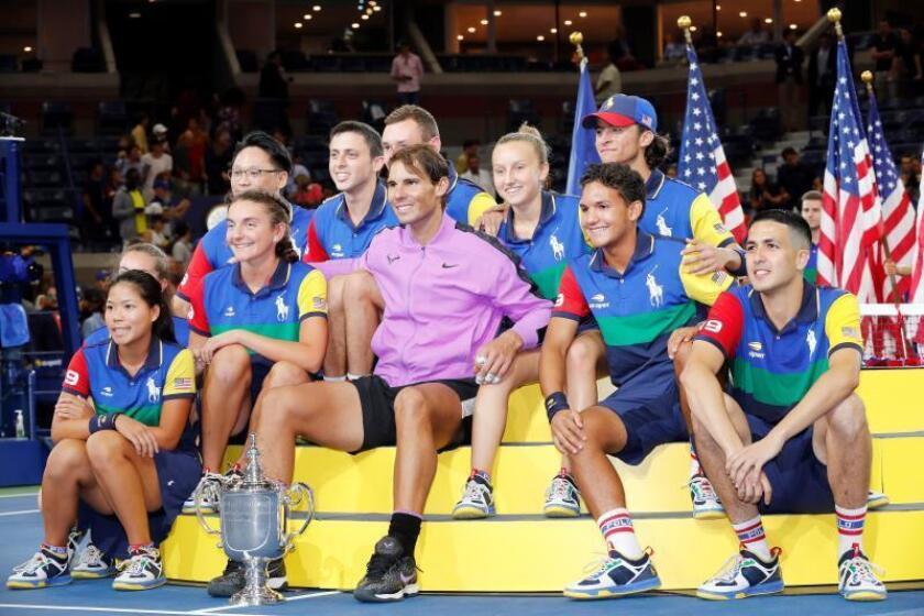 Nadal recuperó reinado de campeón; Andreescu lo estrenó; Colombia, dos titulo