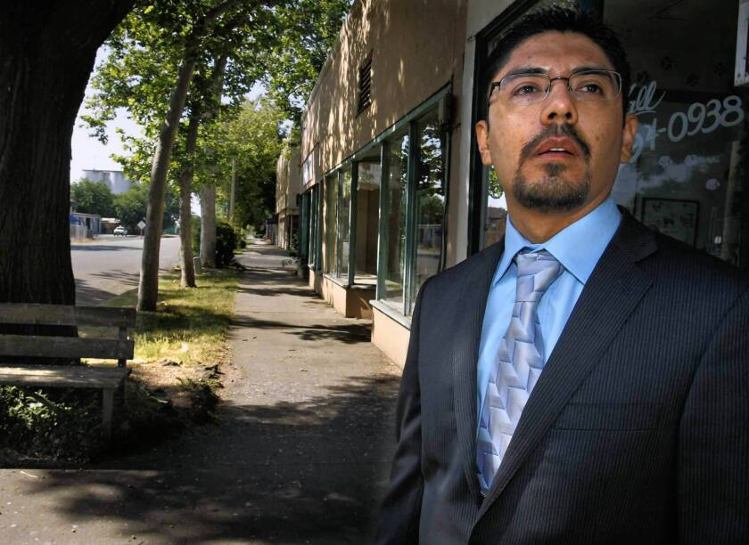 The State Bar of California certified Sergio Garcia, who is undocumented, after he met rigorous requirements, including passing the bar examination and receiving a positive moral character determination from the Committee of Bar Examiners. But his life as a lawyer lasted only a couple of weeks.