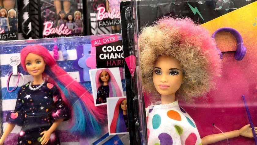 Mattel Cuts 22 Percent Of Non-Manufacturing Workforce