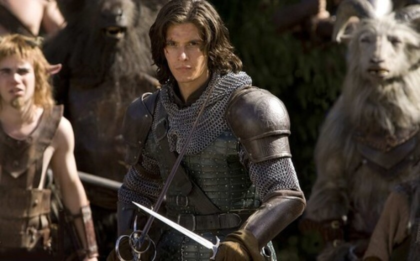 'The Chronicles of Narnia: Prince Caspian'