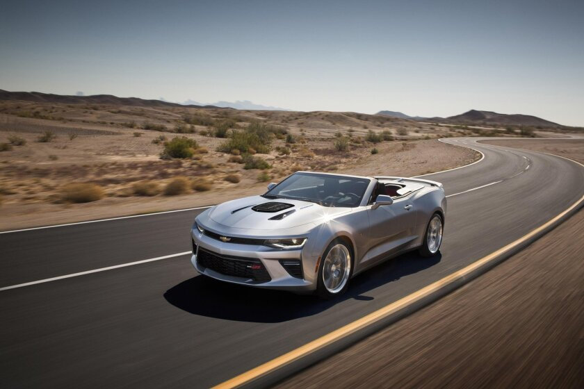 The 600-hp Callaway Camaro SC600 will be available this spring in coupe or convertible body styles.