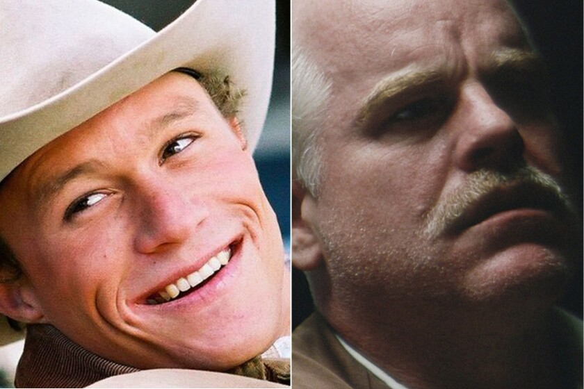 'Brokeback Mountain' & 'The Master'