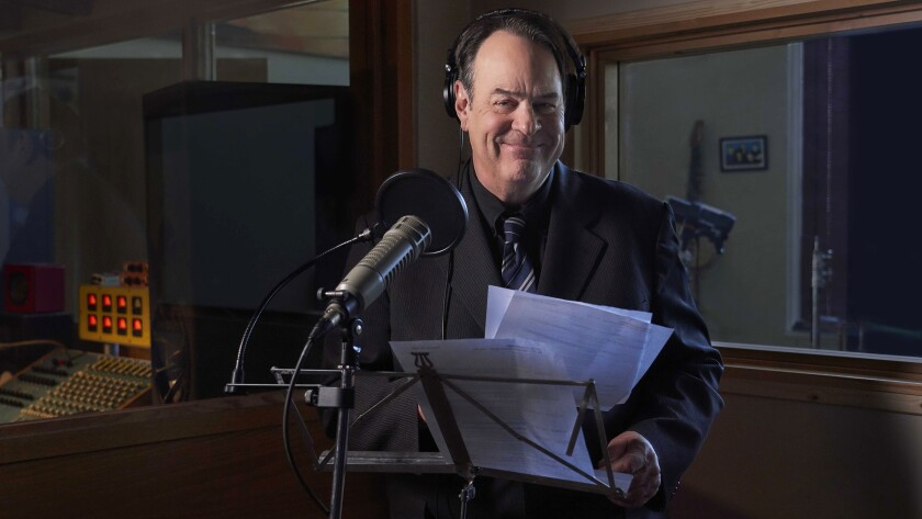 "Dan Aykroyd narrates Travel Channel's new ""Hotel Paranormal."""