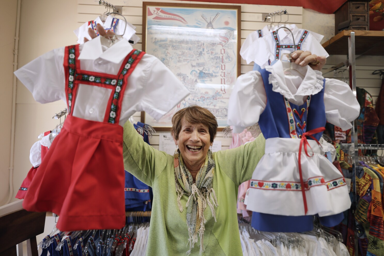 Trump buying Greenland gets laughs from Danish outpost Solvang