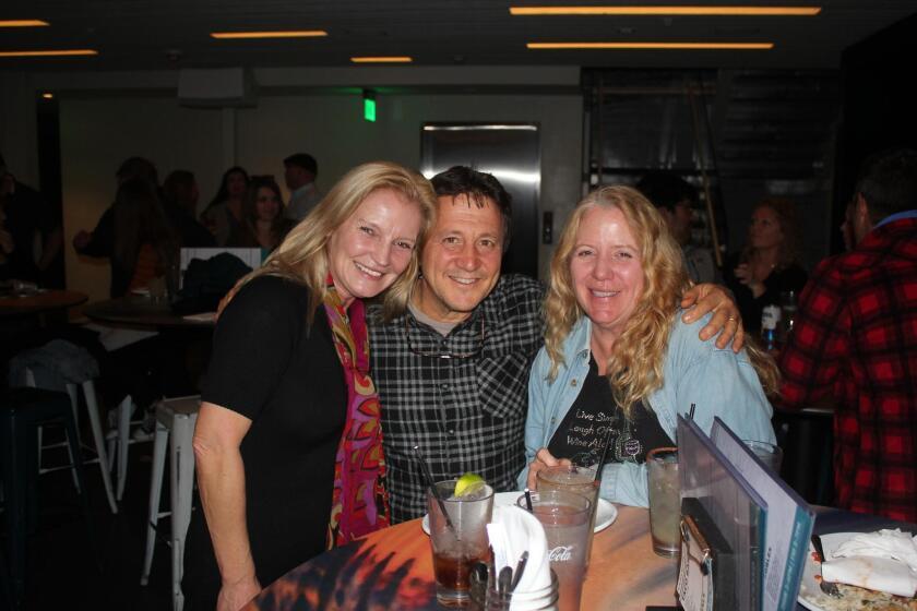 Andrea Murphy, Marcus DiNardo and Tasha DiNardo