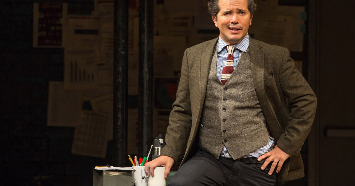 Theater in L.A. this week: John Leguizamo's 'Latin History for Morons' and more