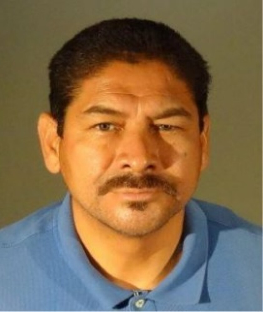 The Los Angeles Police Department is searching for Herbert Nixon Flores