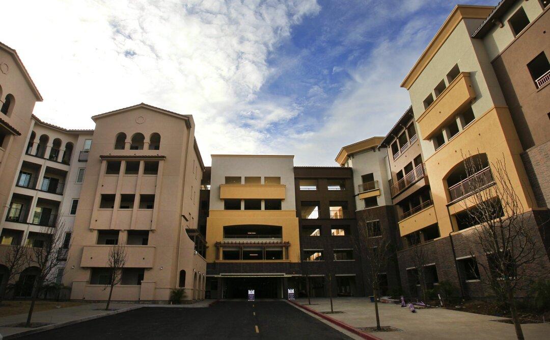 Apartments in Mira Mesa.