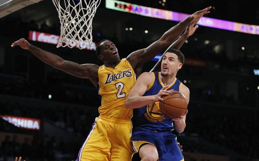 Lakers lose 109-88