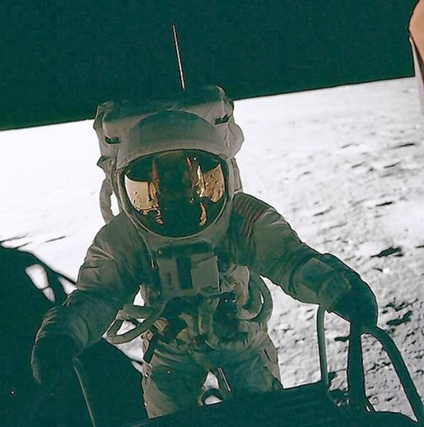 Pete Conrad was the third man to walk on the moon during the Apollo 12 mission.