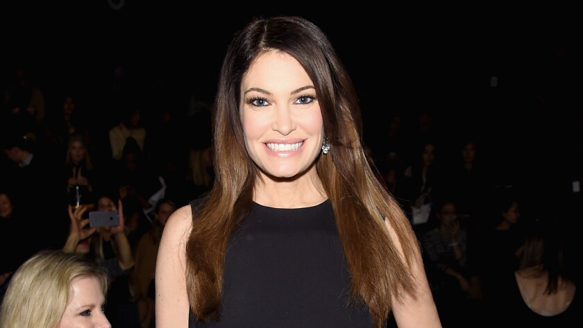 Kimberly Guilfoyle has tested positive for the coronavirus.