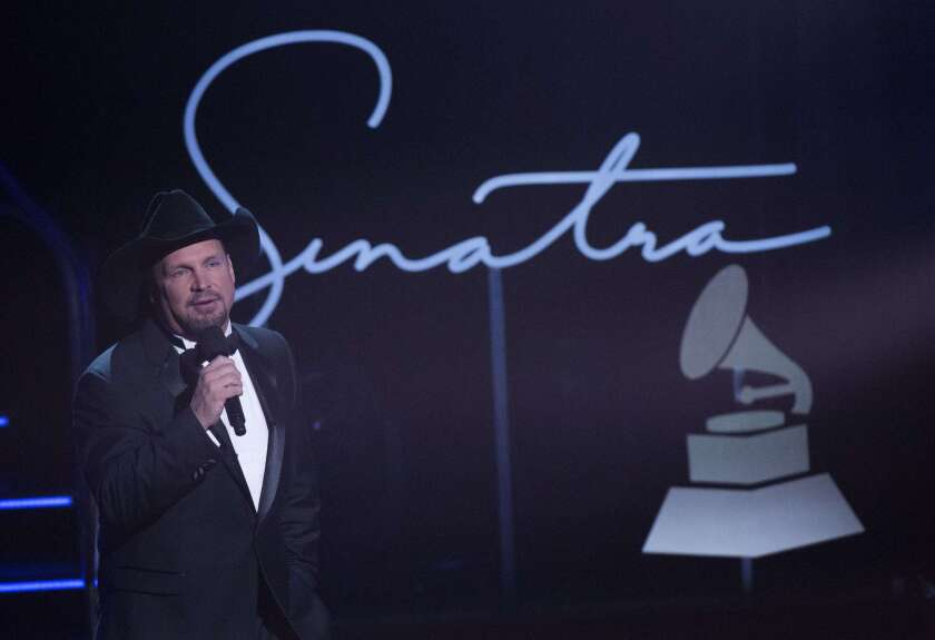 All Star 100th Anniversary Salute To Frank Sinatra Due Sunday On Cbs Los Angeles Times