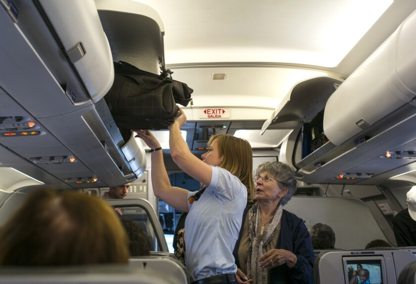 Reports of 'unruly passengers' on planes drop; social media might be the reason